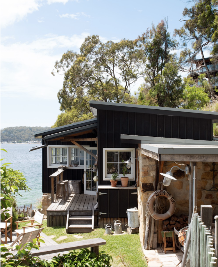 Dreamy Holiday Let: A Cosy Waterside Eco Cabin In Australia