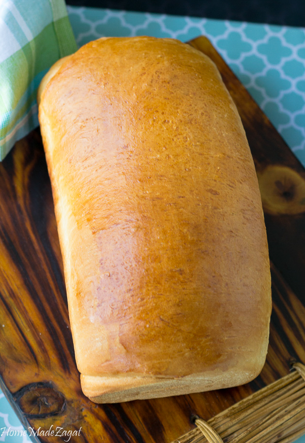 Recipe for Jamaican Hard Dough Bread