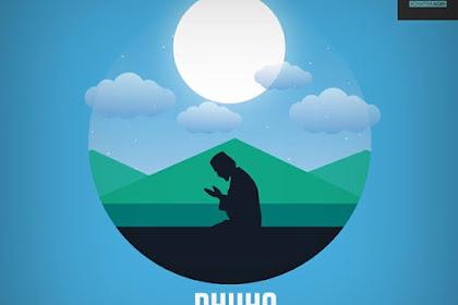 Cara Melakukan Shalat Dhuha Yang Benar