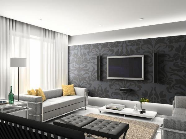Gambar Desain Interior Minimalis Modern