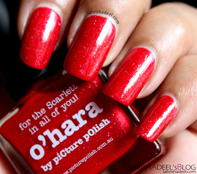 O'Hara by piCture pOlish - Review & Swatch