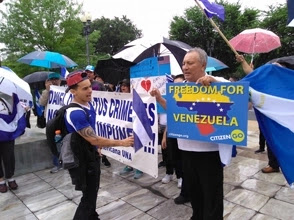 EEUU planea presentar una resolución sobre Nicaragua ante Asamblea la de OEA
