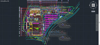 download-autocad-cad-dwg-file-plaza-Arenas-Shopping-Center