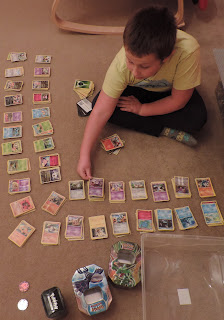 collection of pokemon cards and energy codes