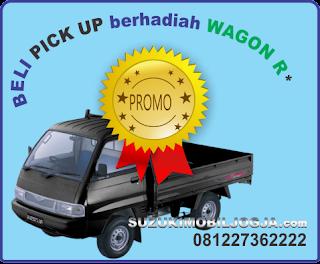 Beli Carry PickUp di Jogja Berhadiah Mobil