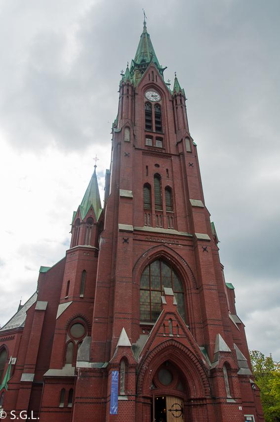 Iglesia de San Juan de Bergen. Hurtigruten dia 1: Bergen