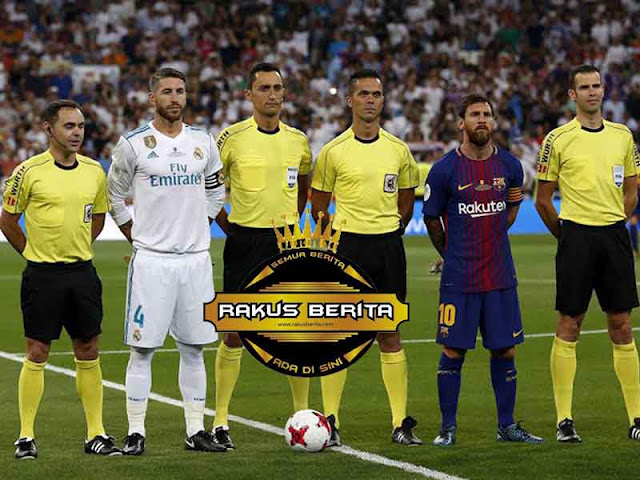 Wasit Kurang Pengalaman Pimpin Laga El Clasico, Pertanda Madrid Menang ?