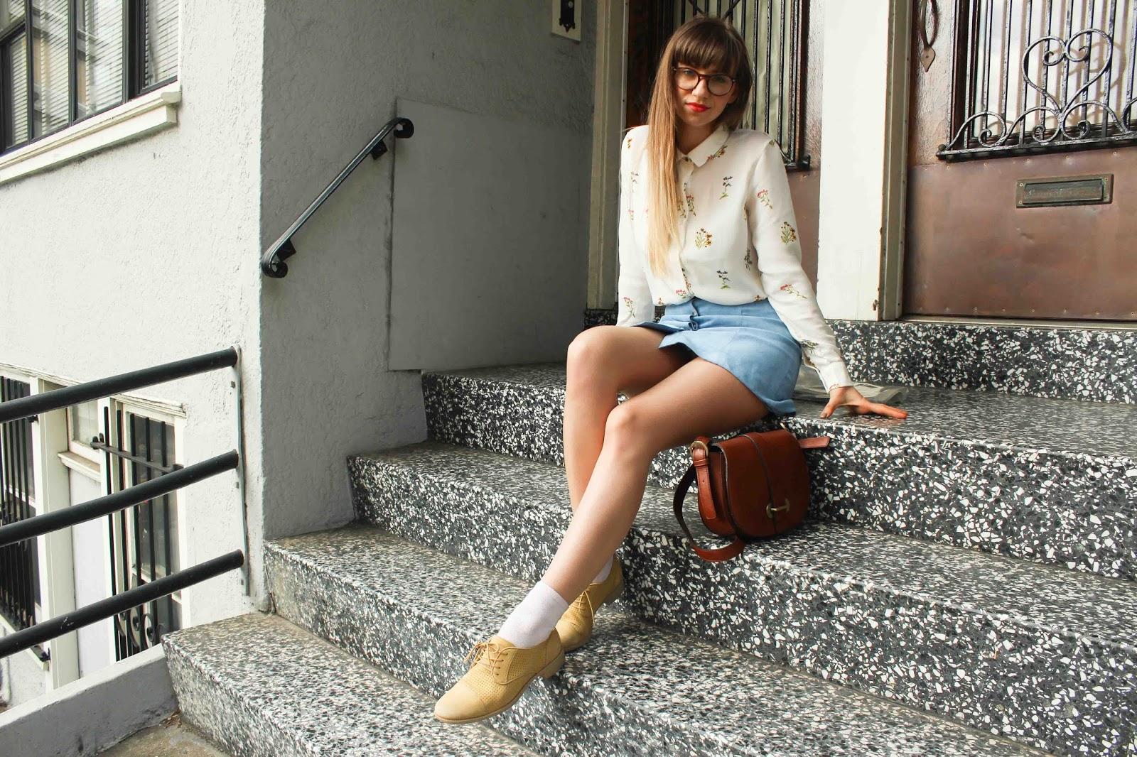 Fashion Blogger in San Fran Cisco