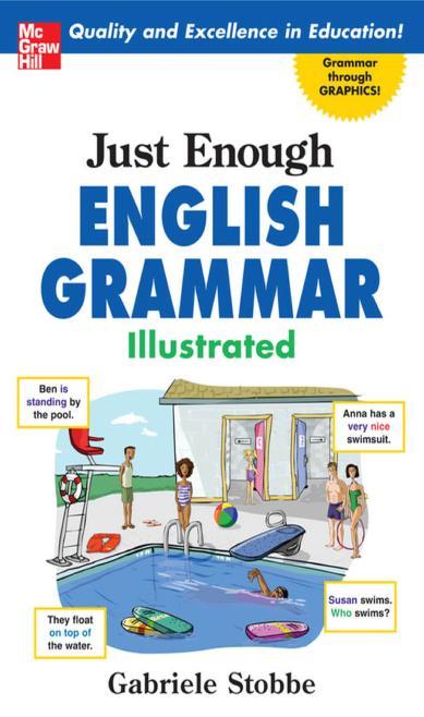 Just Enough English Grammar Illustrated PDF Book