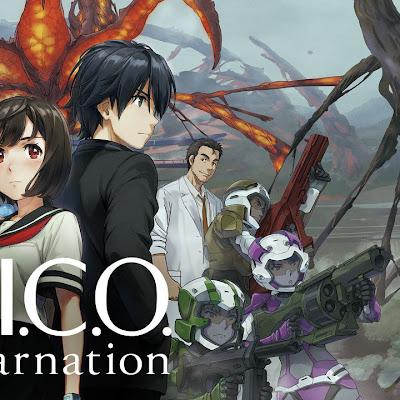 A.I.C.O Incarnation [12/12] (Audio español Latino) por MEGA