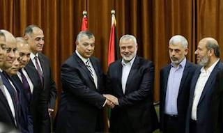وفد أمني مصري يصل إلى غزة قادما من رام الله