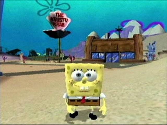 SpongeBob SquarePants Battle for Bikini Bottom PC Full Version Screenshot 3
