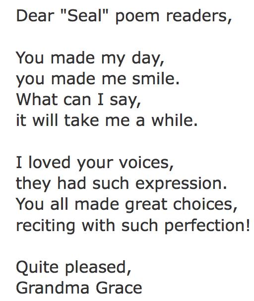 Shel Silverstein Graduation Quotes: Mrs Stein Poem