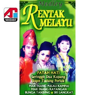 Download and Streaming 12 Mp3 Irama Lagu Senandung Pop Melayu Medley Album Darmansyah