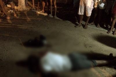 Santa Quitéria-CE: Tiroteio em frente ao Estádio Municipal deixa um morto e três feridos