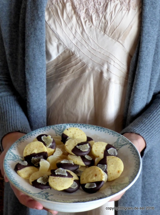 nikolaus schoko ingwer butter pl tzchen salzkorn meine gartenk che. Black Bedroom Furniture Sets. Home Design Ideas