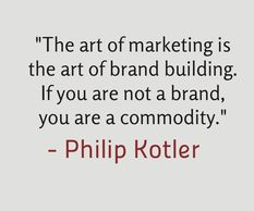 Famous quote by Philip Kotler