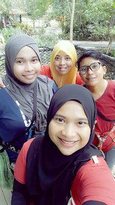 Skytrex Adventure @ Shah Alam