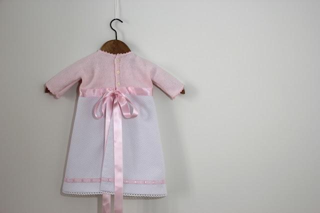 Faldon diy ropa de bebe con patrones gratis