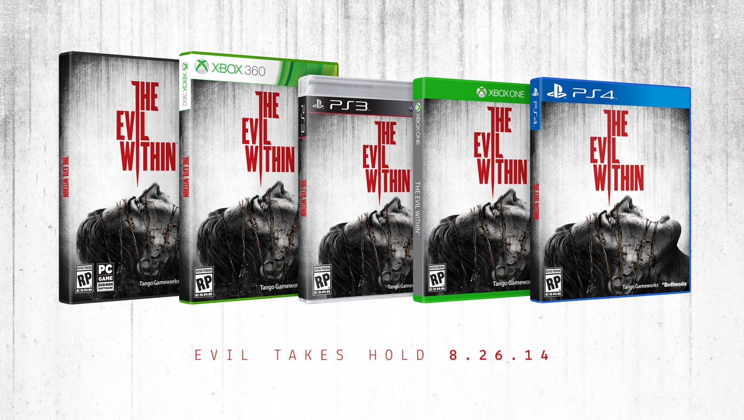 Mikami's newest title, The Evil Within