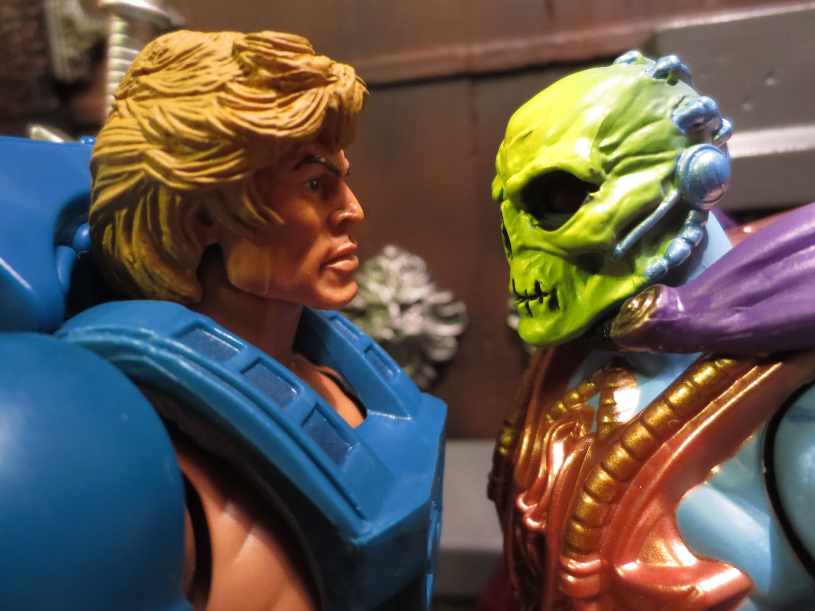 Action Figure Barbecue Action Figure Review Laser Power He Man Laser Light Skeletor From Masters Of The Universe Classics By Mattel I have the power, he, man, meme generator. action figure barbecue
