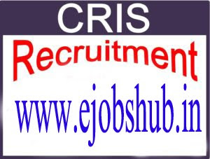 CRIS Recruitment