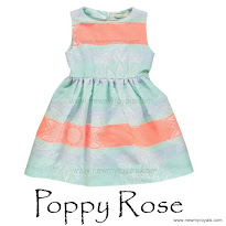 Princess Josephine Dress - Style Poppy Rose Ghita Dress