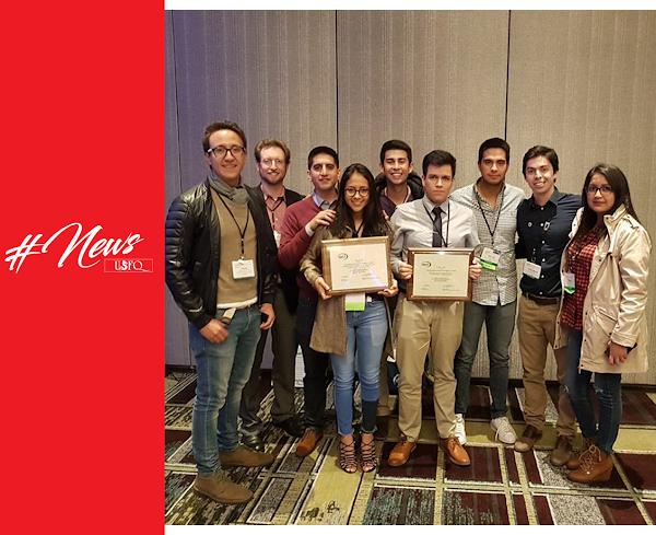 Estudiantes de ingeniería civil de la USFQ campeones absolutos: Mundial de Hormigones. DTW/EEUU