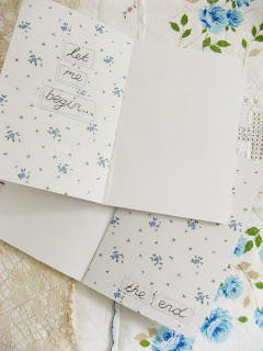 Dotty Angel Notebooks - An Extensive List of Potential Uses For Your Favourite Blank Notebook