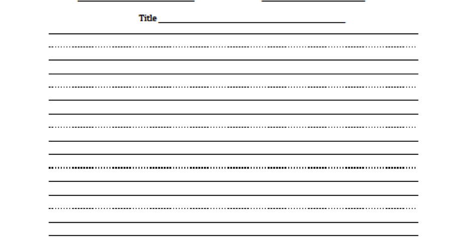 the idea backpack freebie editable handwriting paper