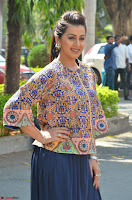 Actress Nikki Galrani at Trailer Launch of movie Team 5 Exclusive Pics ~  012.JPG