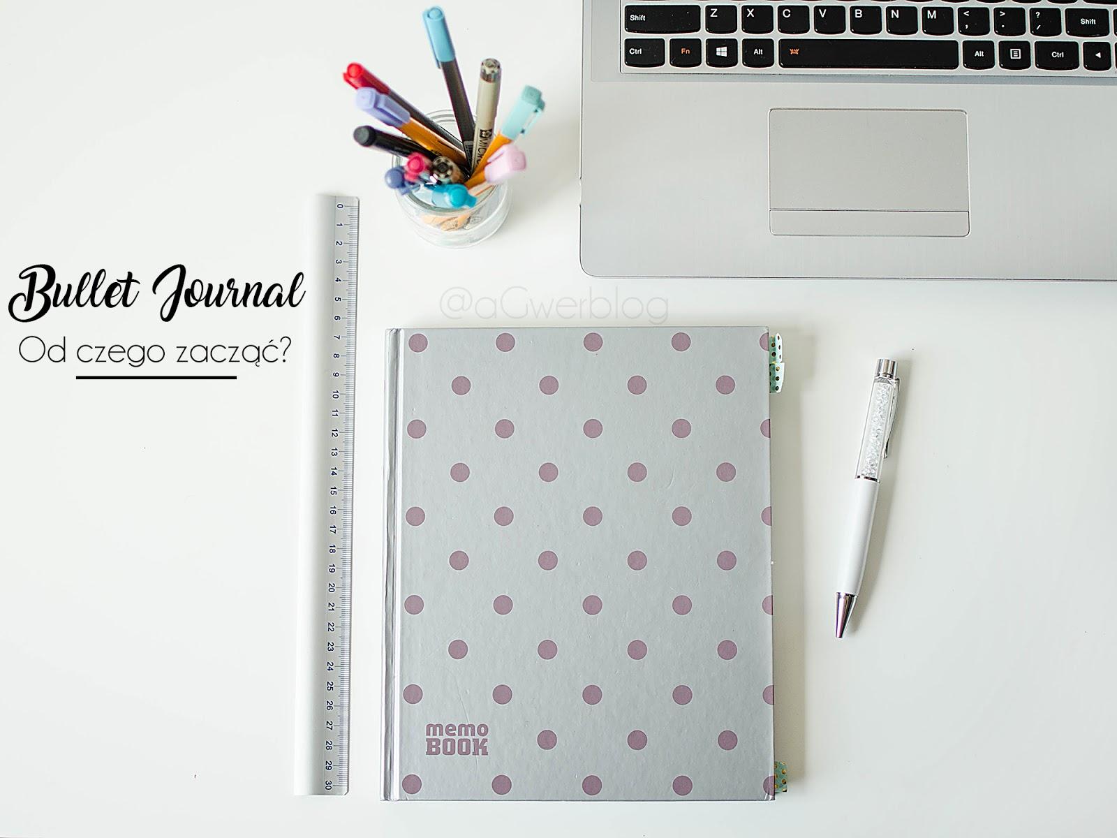 jak-zaczac-bullet-journal