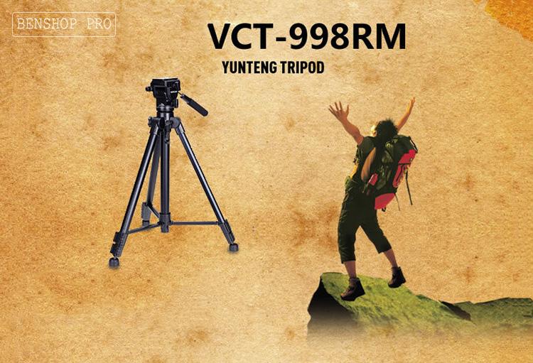 Yunteng VCT-998RM