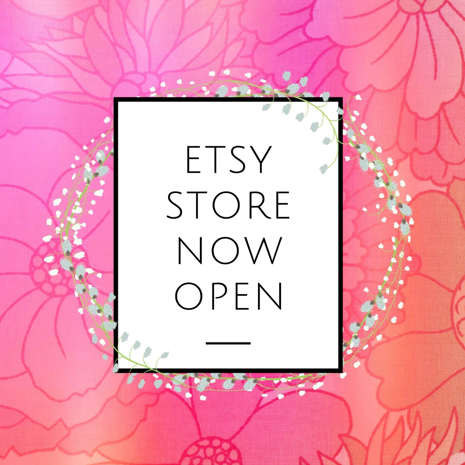 Etsy store open! - vintage is a virtue