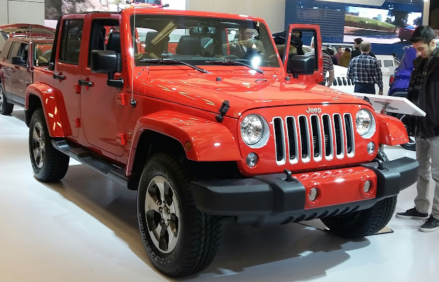 Jeep Wrangler Bikini Top