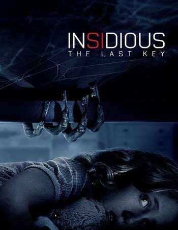 Insidious The Last Key 2018 English 300MB BRRip 480p ESubs