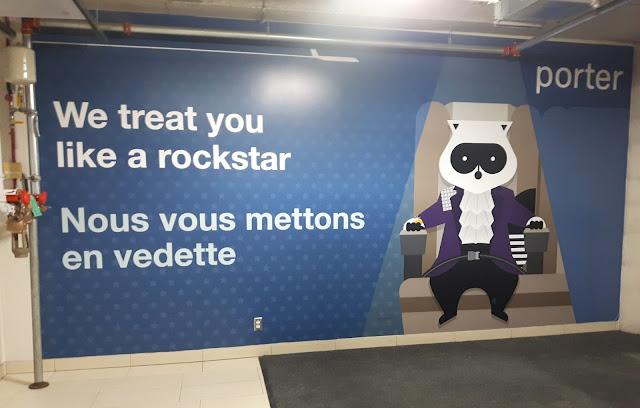 Porter - We treat you like a rockstar