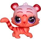 Littlest Pet Shop VIP Style Striper Beckett (#4152) Pet