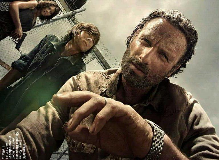 The Walking Dead Season 4 New Promotional and Cast Photos