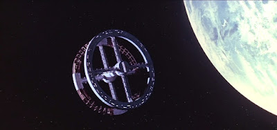 orbital station from 2001: A Space Odyssey