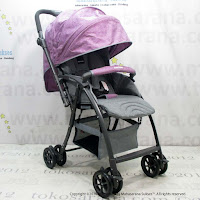 Kereta Bayi BabyDoes CH-818 L Easylite
