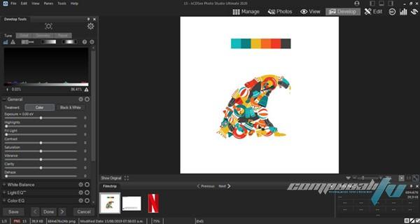ACDSee Photo Studio Ultimate 2021 Versión 14