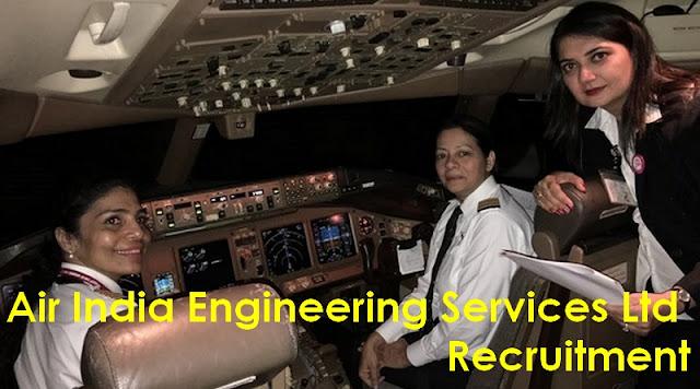 Air India Engineering Services Ltd Recruitment