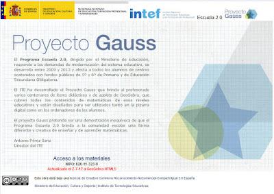 http://geogebra.es/gauss/indice.htm