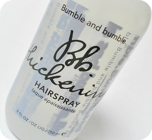 A picture of Bumble and Bumble Bb. Thickening Hairspray