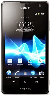 Cara Flashing Sony Xperia TX LT29i dengan mudah