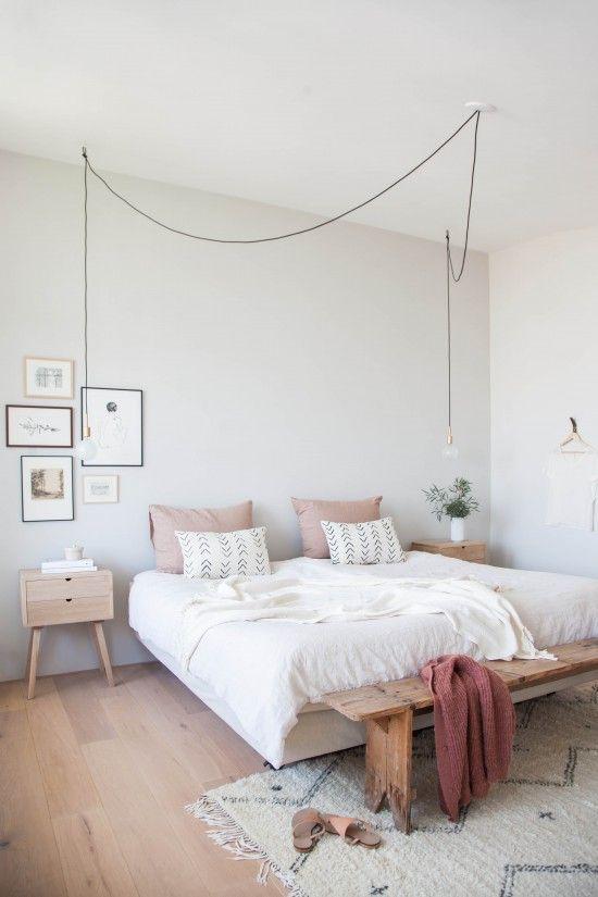 Decora tu dormitorio en tonos rosas