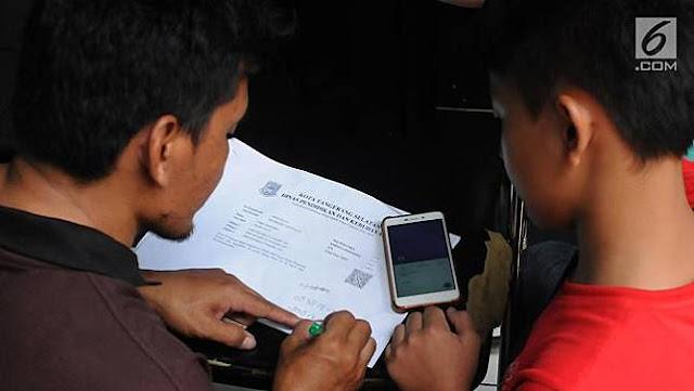 Banyak Salah Entry Data, Calon Siswa PPDB Terdeteksi Berdomisili di Samudera Hindia