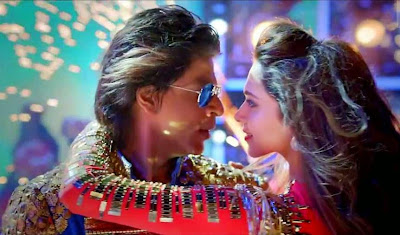 SRK's and Deepika Padukone's nonexistent chemistry, Directed by Farah Khan
