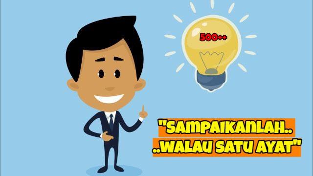 Kata-kata mutiara Islam, Kata-kata bijak Islam